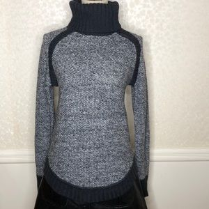 Lululemon Passage to Prana Merino Wool Sweater